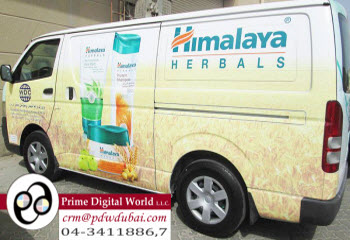 Vehicle Graphics Dubai